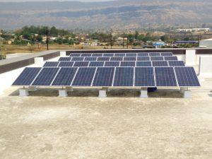56.7 kWp Talegaon, Pune